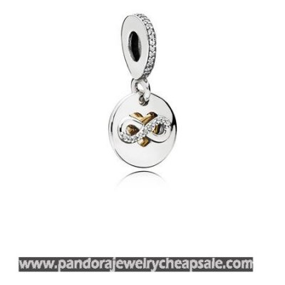 Pandora Wedding Anniversary Charms Heart Of Infinity Pendant Charm Clear Cz Cheap Sale