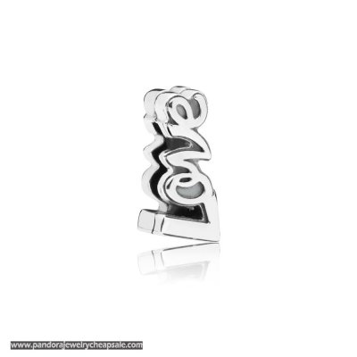 Pandora Reflexions Love Clip Charm Cheap Sale