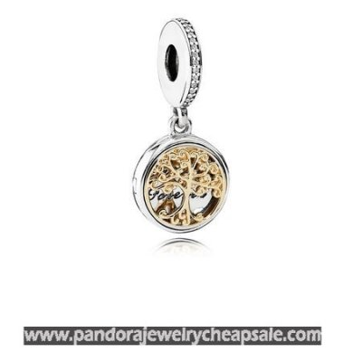 Pandora Family Charms Family Roots Pendant Charm Clear Cz Cheap Sale