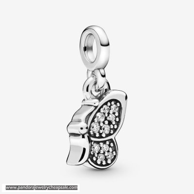 Pandora My Butterfly Dangle Charm Cheap Sale