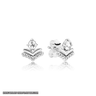 Pandora Classic Wishes Earring Studs Cheap Sale