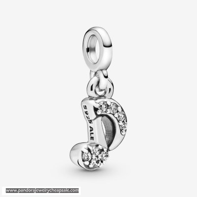 Pandora My Musical Note Dangle Charm Cheap Sale