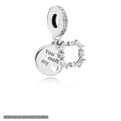 Pandora Ice Carving Hanging Charm Cheap Sale