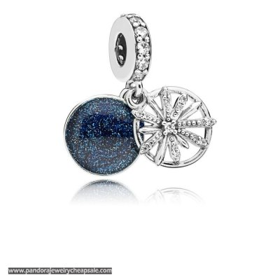Pandora Dazzling Wishes Hanging Charm Cheap Sale