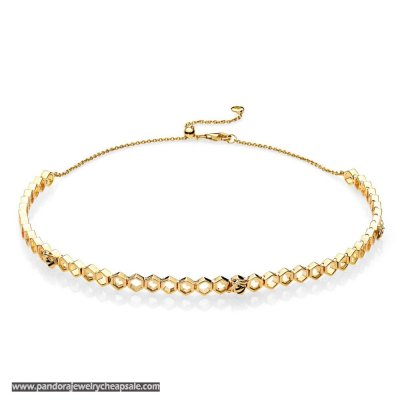 Pandora Shine Honeybee Choker Cheap Sale