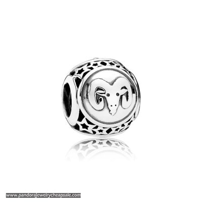 Pandora Zodiac Celestial Charms Aries Star Sign Charm Cheap Sale