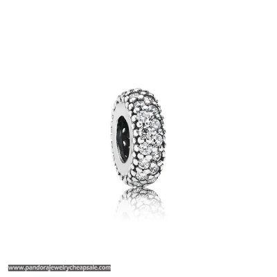 Pandora Spacers Charms Inspiration Within Spacer Clear Cz Cheap Sale