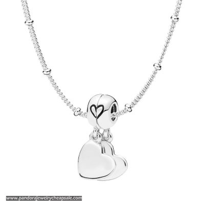 Pandora Mother And Son Necklace Cheap Sale
