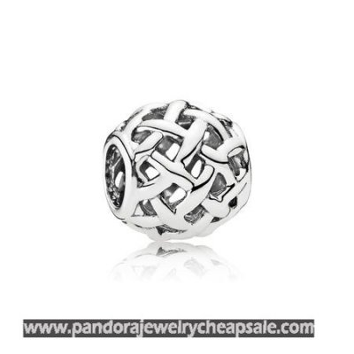 Pandora Contemporary Charms Forever Entwined Charm Cheap Sale