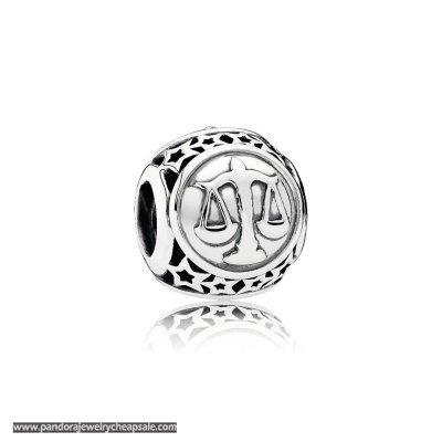 Pandora Zodiac Celestial Charms Libra Star Sign Charm Cheap Sale