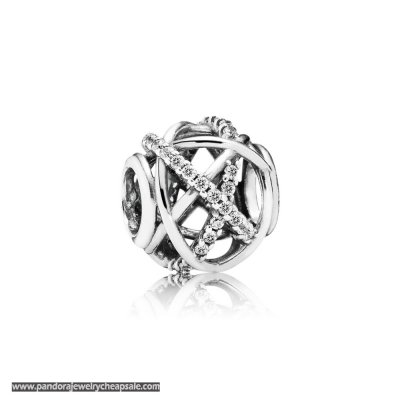 Pandora Zodiac Celestial Charms Galaxy Clear Cz Cheap Sale