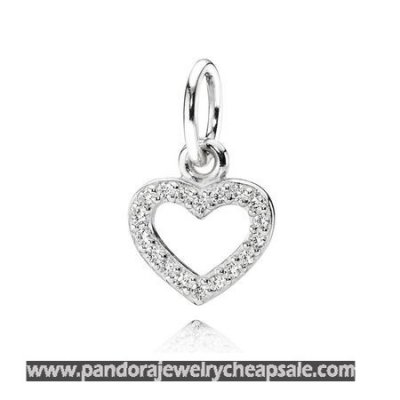 Pandora Pendants Be My Valentine Pendant Clear Cz Cheap Sale