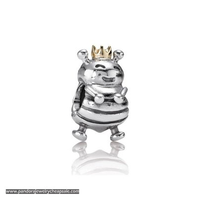 Pandora Passions Charms Chic Glamour Queen Bee Charm Cheap Sale