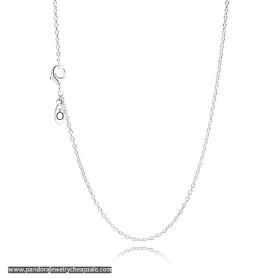 Pandora Chains Necklace Chain Sterling Silver Cheap Sale