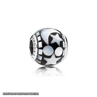 Pandora Zodiac Celestial Charms Celestial Mosaic Charm Black Acrylic Mother Of Pearl Cheap Sale