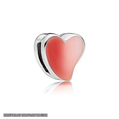 Pandora Reflexions Asymmetric Heart Of Love Clip Charm Cheap Sale