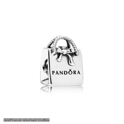 Pandora Passions Charms Chic Glamour Bag Charm Cheap Sale