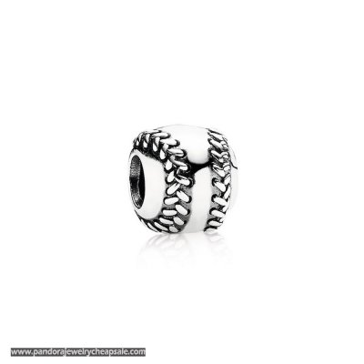 Pandora Passions Charms Sports Recreation Baseball Charm Cheap Sale