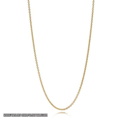 Pandora Shine Necklace Chain Cheap Sale