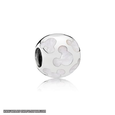 Pandora Disney Charms Pearlescent Mickey Silhouettes Cheap Sale