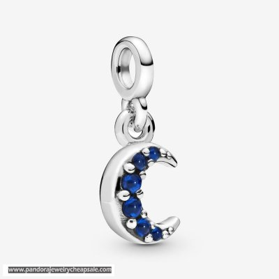 Pandora My Moon Dangle Charm Cheap Sale