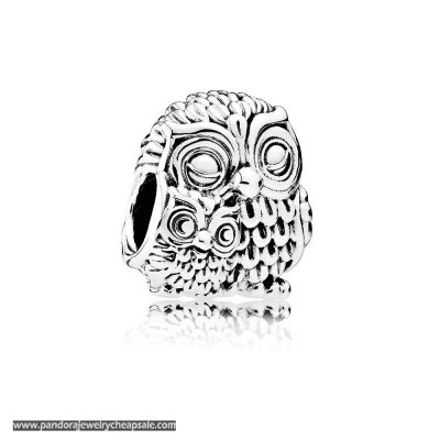 Pandora Animals Pets Charms Charming Owls Charm Cheap Sale