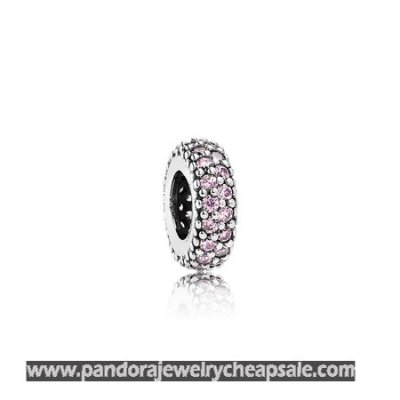 Pandora Spacers Charms Inspiration Within Spacer Pink Cz Cheap Sale