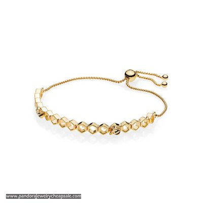 Pandora Shine Honeybee Bracelet Cheap Sale