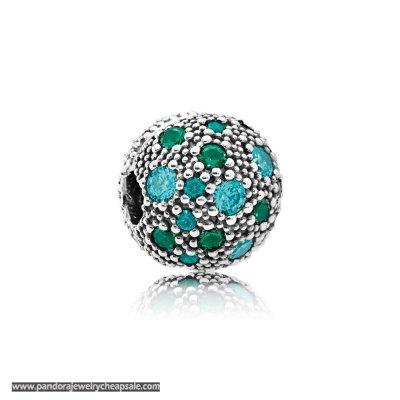 Pandora Zodiac Celestial Charms Cosmic Stars Multi Colored Crystals Teal Cz Cheap Sale
