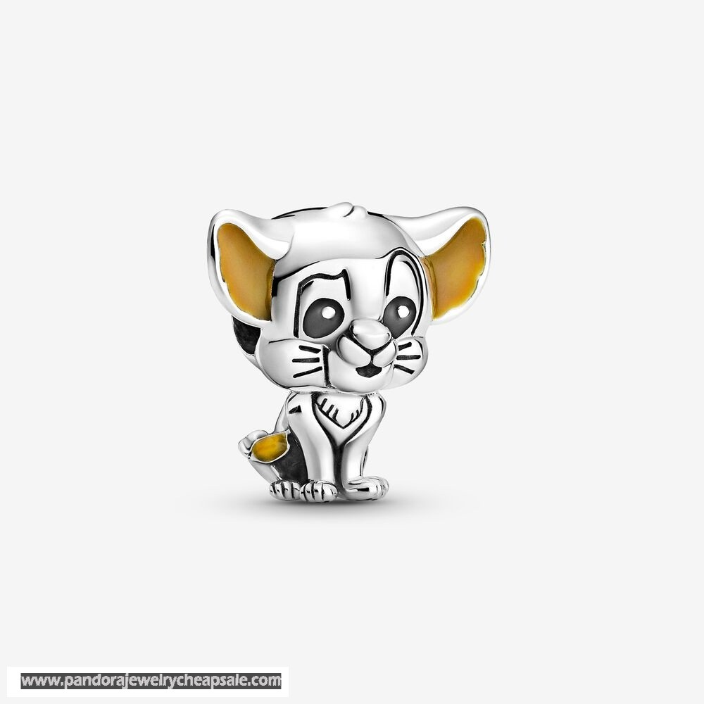 Pandora Disney Simba Charm Cheap Sale
